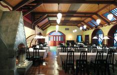 Отель-замок в Иматре, ресторан