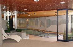 Отель-замок в Иматре, бассейн и спа