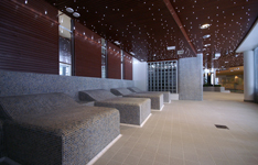 Отель-замок в Иматре, комплекс саун