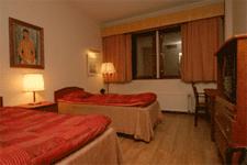 Отель Ямсанукко, трехместный номер