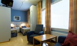 Стандартные апартаменты, гостиная