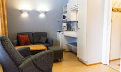 Стандартные апартаменты, кухня