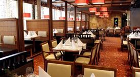 Спа отель Иматран Кюлпюля, ресторан