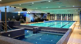 Спа отель Иматран Кюлпюля, плавательный бассейн