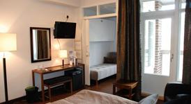 Спа отель Иматран Кюлпюля, номер promenade