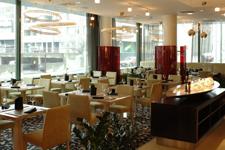 гостиница Scandic Oulu, ресторан