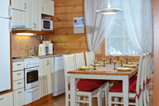 Коттедж в Леви, кухня