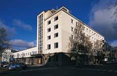 отель Merihovi в Кеми, внешний вид