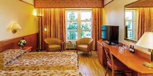 Отель Naantali SPA, номер стандарт
