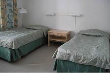таунхаус Peurunkamaki, спальня