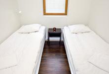 апартаменты 55 метров, вторая спальня
