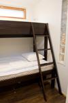 апартаменты 55 метров, кровати