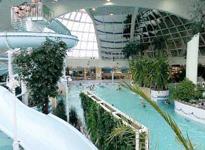 гостиница Sokos Eden, аквапарк 2
