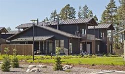 Saimaa Holiday Club вид снаружи