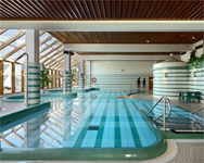 Spa Hotel Casino, бассейн