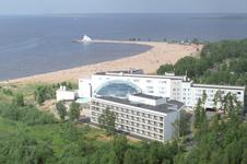 гостиница Sokos Eden, территория