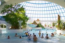 гостиница Sokos Eden, аквапарк