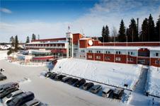 Отель Sokos Tahkovuori, территория комплекса