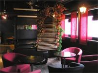 Отель Sommelo, кафе бар
