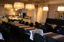 Отель Tornio City в Лапландии, ресторан