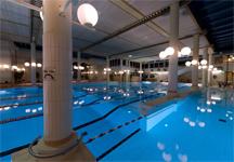 отель - аквапарк Vesileppis, бассейн