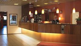 Отель Waltikka, рецепция