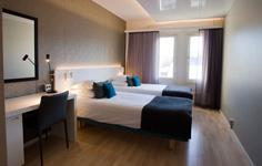 Отель sokos puijonsarvi, двухместный номер