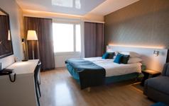 Отель sokos puijonsarvi, трехместный номер