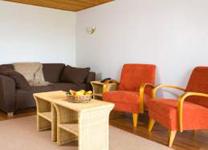 Гостиничный комплекс Summassaari, гостиная в коттеджей