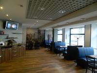 Отель Center Tallin, кафе