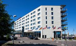 Отель Euroopa, внешний вид
