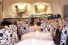 Гостиница Gotthard hotel, ресторан