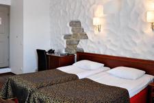 Гостиница Gotthard hotel, стандартный номер