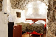 Гостиница Gotthard hotel, двухместный номер