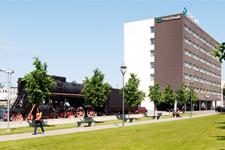 GO hotel Shnelli, внешний вид