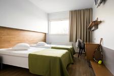 GO hotel Shnelli, стандартный номер