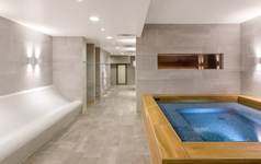 Гостиница LaulasmaaSPA, комплекс бань