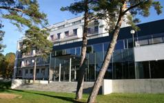 Гостиница LaulasmaaSPA, фасад