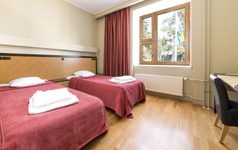 Гостиница LaulasmaaSPA, двухместный номер