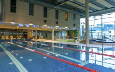 Гостиница LaulasmaaSPA, большой бассейн