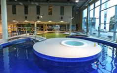 Гостиница LaulasmaaSPA, купальня