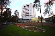 Отель Meresuu Spa, внешний вид