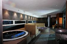 Отель Meresuu Spa, комплекс саун