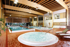 Отель Meresuu Spa, спа центр
