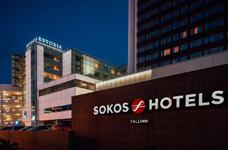 Отель Sokos Estoria, внешний вид