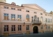Отель St.Olav, фасад