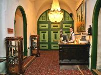 Отель St.Olav, рецепция