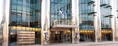 Гостиница Tallink Spa & Conference, внешний вид