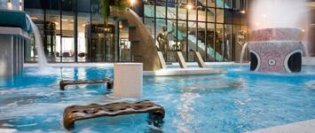 Гостиница Tallink Spa & Conference, бассейн и spa
