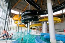 Отель Tervis Paradise, аквапарк